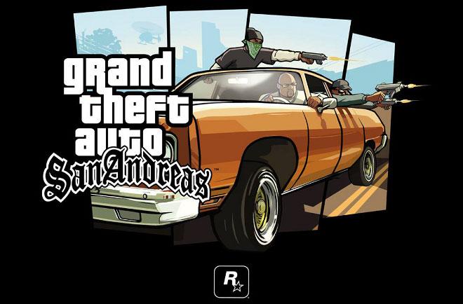 Rockstar feston 10 vjetorin e GTA San Andreas