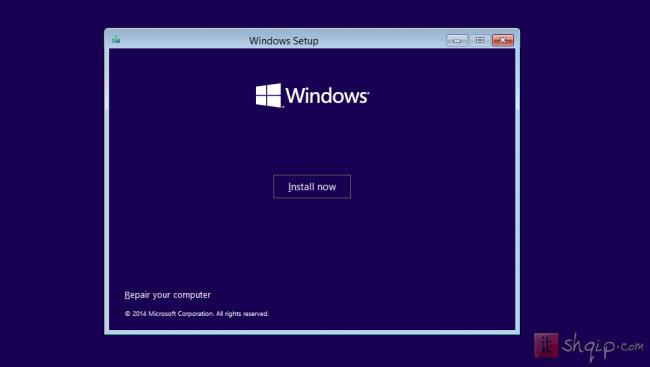 Instalo Windows 10 në kompjuterin tuaj 2