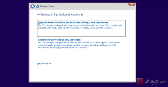Instalo Windows 10 në kompjuterin tuaj 3