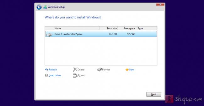 Instalo Windows 10 në kompjuterin tuaj 4