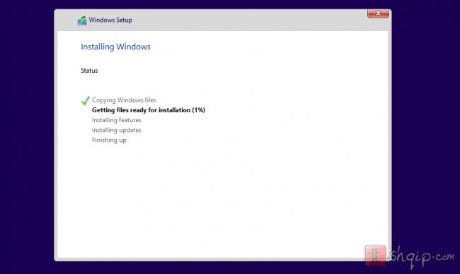 Instalo Windows 10 në kompjuterin tuaj 5