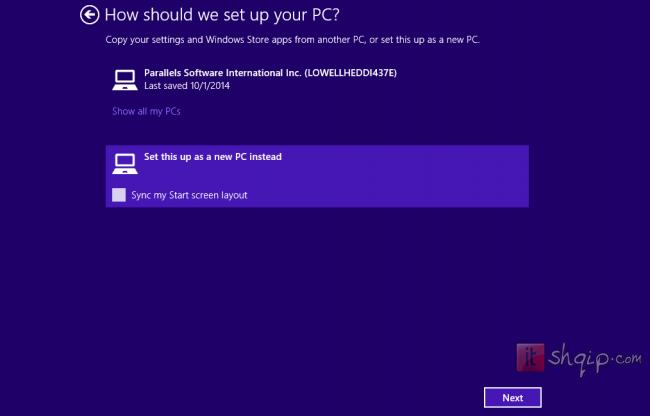 Instalo Windows 10 në kompjuterin tuaj 8