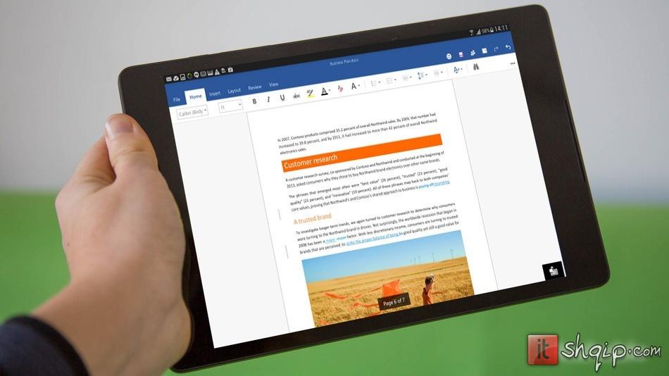 Microsoft me aplikacione të reja për Office në Android dhe iPhone