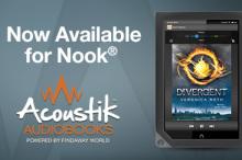 Nook Audiobook