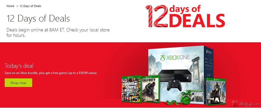 Microsoft ofron 12 ditë zbritje të produkteve  për festat e fundivitit1
