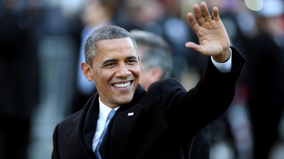 Presidenti i Shteteve të Bashkuara Barack Obama