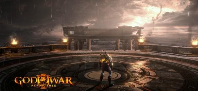 God of War III Remaster së shpejti në PlayStation 4
