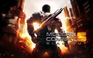 'Modern Combat 5: Blackout' tani falas në iOS dhe Android
