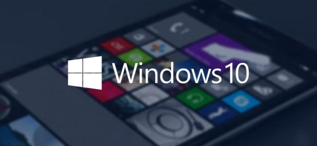 Versioni paraprak i platformës Windows 10 ka filluar të zgjerohet