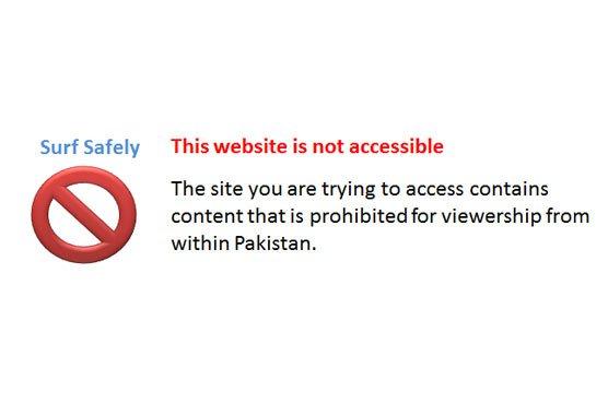 WordPress bllokohet në Pakistan1