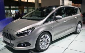 Vetura Ford S-Max iu detyron të zbatoni shpejtësinë maksimale të…