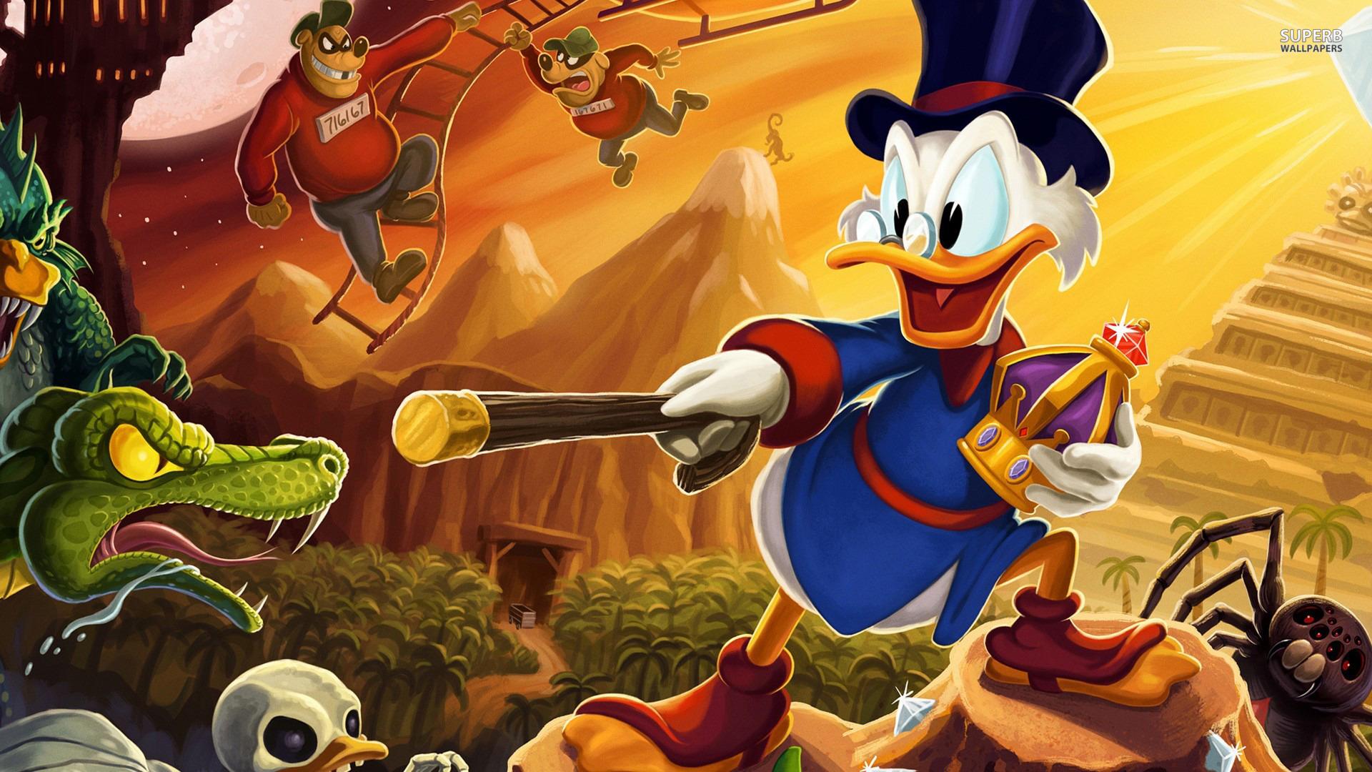 Loja DuckTales vjen në Google Play Store
