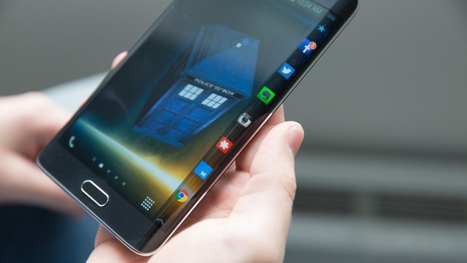 Samsung pret rekord në shitje të Galaxy S6 dhe S6 Edge