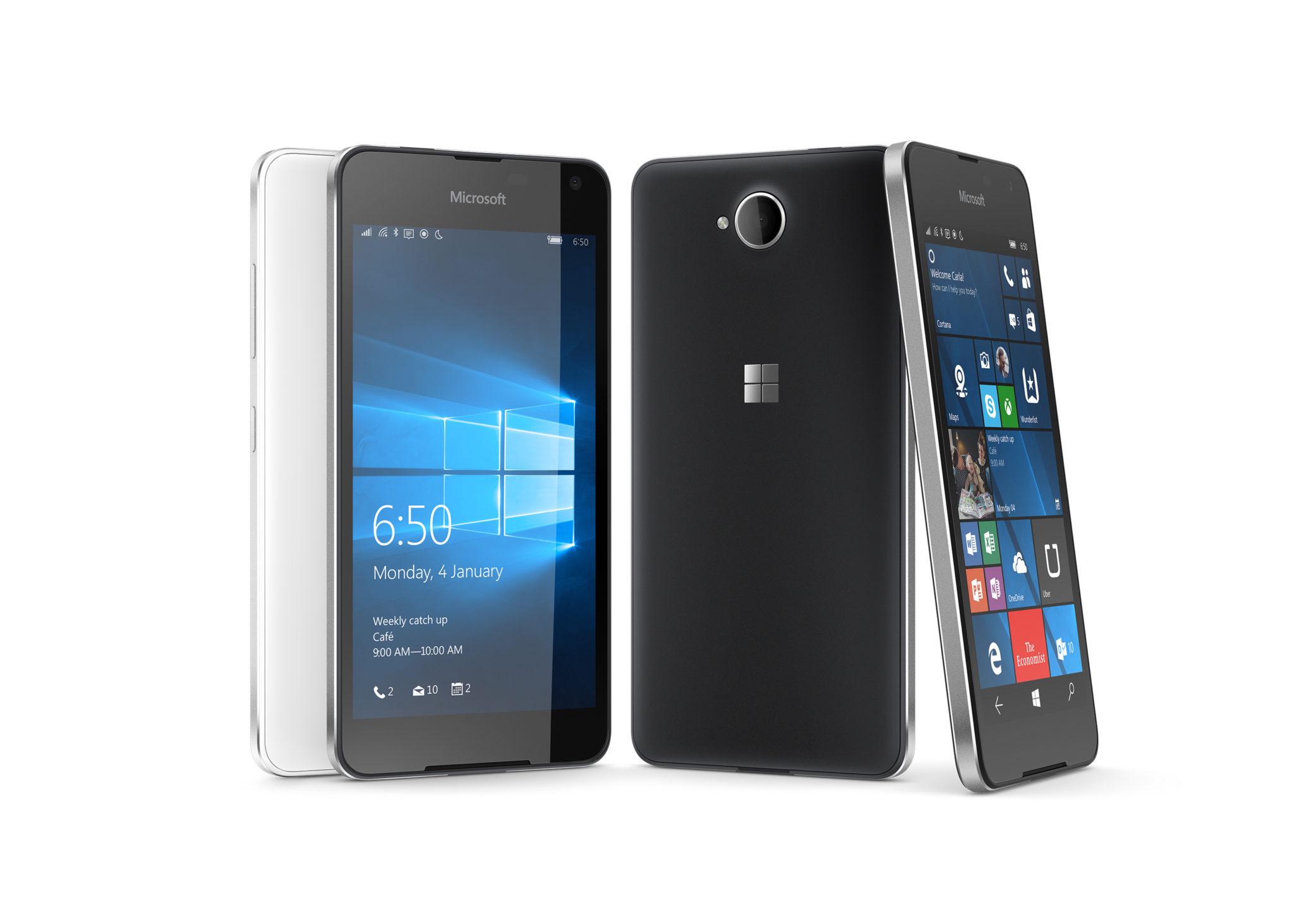 Zyrtarizohet Microsoft Lumia 650